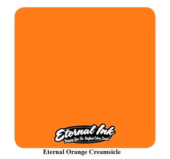 Eternal Orange Creamsicle