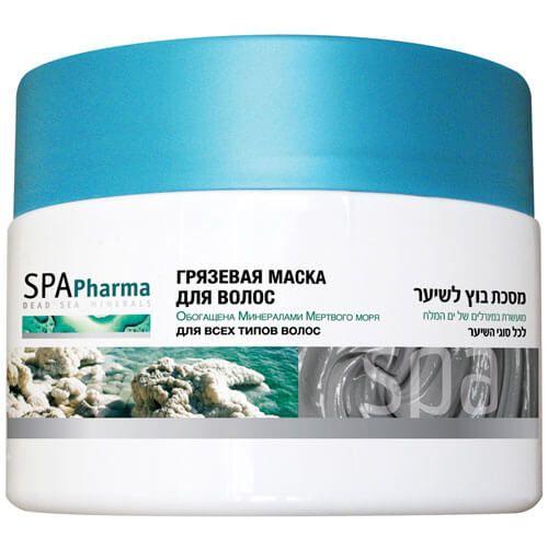 Грязевая маска для волос SpaPharma (Спа Фарма) 350 мл