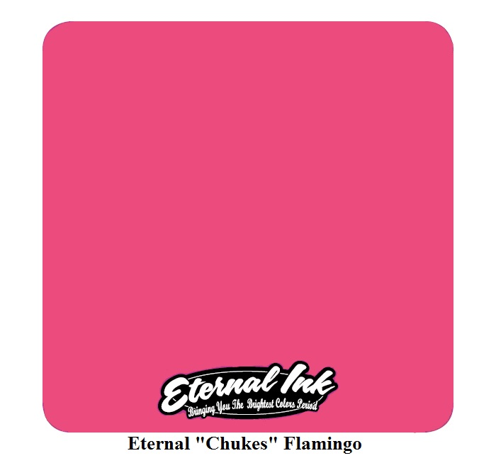"Eternal ""Chukes"" Flamingo"