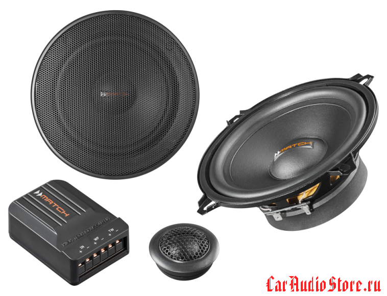 Audiotec Fisher Match MS 52C