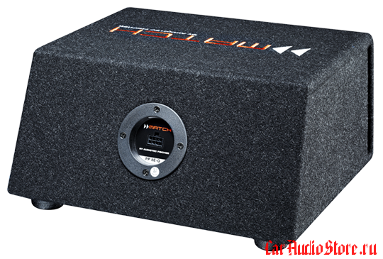 Audiotec Fisher Match PP 8E-Q