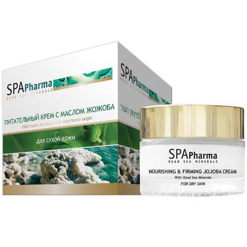 Питательный крем для лица с маслом жожоба SpaPharma (Спа Фарма) 50 мл