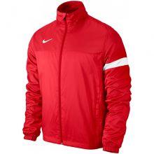 Детская ветровка Nike Competition 13 Sideline Woven Jacket Waterproof With Zip Junior красная