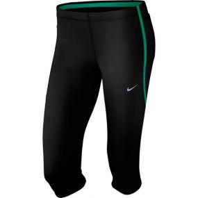 Женские леггинсы 3/4 Nike Tech Capri чёрные