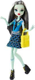 Кукла Фрэнки Штейн (Frankie Stein), серия Первый школьный день, MONSTER HIGH