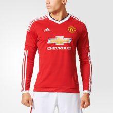 Футболка adidas Manchester United Football Club Home Jersey красная