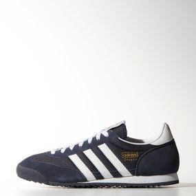 Кроссовки adidas Dragon синие