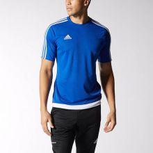 Футболка adidas Estro 15 Jersey синяя