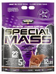 MAXLER Special Mass Gainer 12lb (5,4кг.) скл 2 1-2 дня