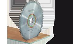 Специальный пильный диск 260x2,5x30 TF64 Festool