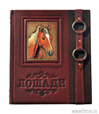Подарок иллюстрированная энциклопедия, Лошади