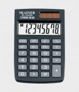 Калькулятор 8 разр SKAINER SK-108XBK