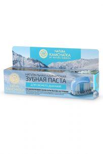 Паста зубная камчатская для свежего дыхания Kamchatka