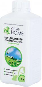 Кондиционер-ополаскиватель для белья с ароматом альпийских лугов CLEAN HOME