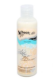 """""""ChocoLatte"""" Гель-пенка для умывания АКВА-БАЛАНС/ для сухой и чувствительной кожи/ 100 мл"""