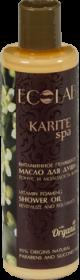 """""""Ecolab"""" Karite Витаминное пенящееся масло для душа """"Тонус и Молодость кожи"""""""