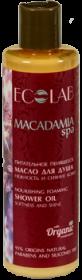 """""""Ecolab"""" Macadamia Питательное пенящееся масло для душа """"Нежность и сияние кожи"""""""