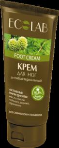 """Крем для ног """"Антибактериальный"""", Ecolab"""
