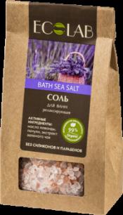 """Соль для ванны """"Релаксирующая"""" 400 гр., Ecolab"""