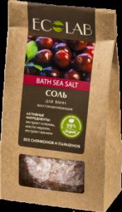 """Соль для ванны """"Восстанавливающая"""" 400 гр., Ecolab"""