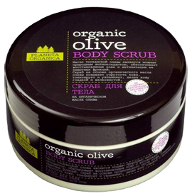 "Скраб для тела ""Organic Olive"" 5 масел"
