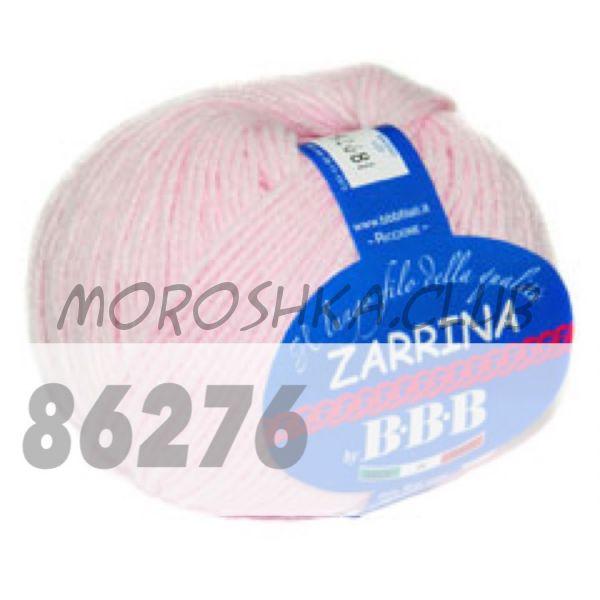Светло-розовый Zarrina BBB (цвет 86276)