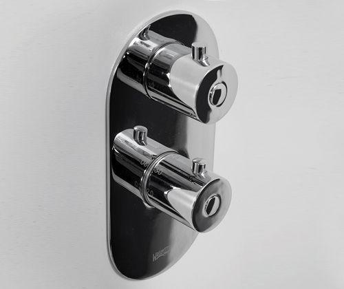 Berkel 4833 Thermo Термостатический смеситель для ванны и душа