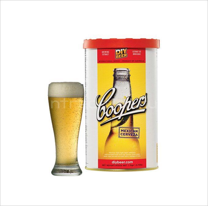 Coopers Mexican Cerveza, 1,7 кг