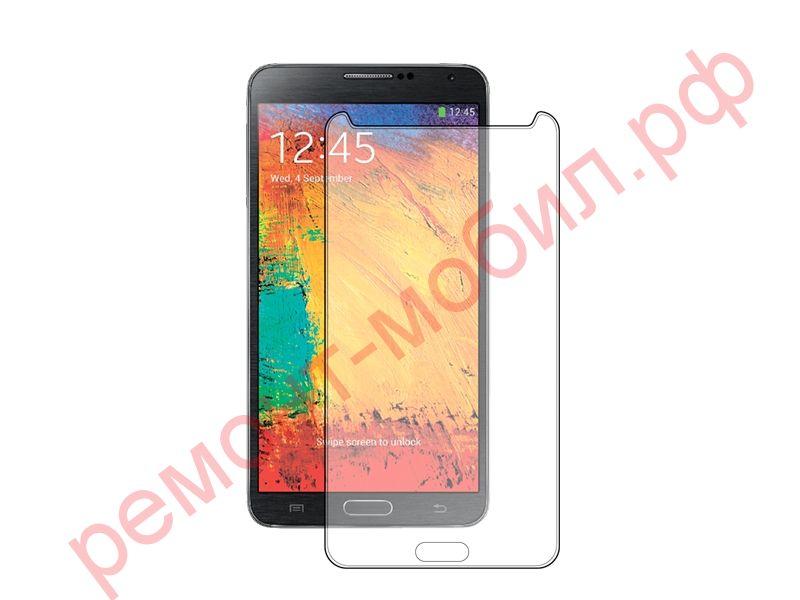 Защитное стекло для Samsung Note 3 ( N900 )