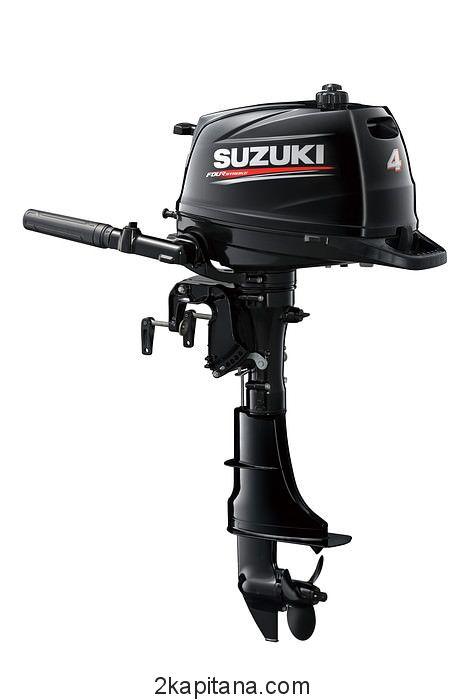 Лодочный мотор Suzuki DF 4 АS ( Сузуки )