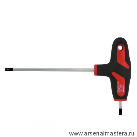 Ключ TORX Т-образная ручка TX 25 NAREX