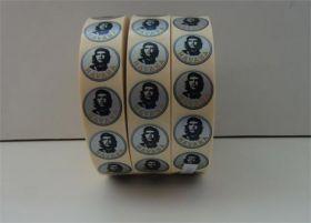 Катушка круглых этикеток  (1000шт.)