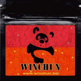 """Этикетка 5х4см. """"WINCHUN """" (50шт.)"""