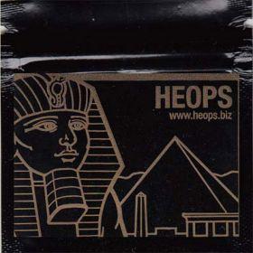 "Этикетка 5х4 см ""HEOPS""    ( 50 шт)"
