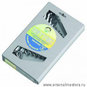 Набор комбинированных ключей с особым профилем SP 8 шт HEYCO B 50810-8-M