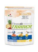 Trainer Fitness3 Adult Mini Salmon&Maize Корм для взрослых собак мелких пород с лососем и кукурузой (800 г)