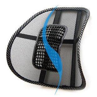 Ортопедическая поддержка спины для автомобиля, стула, кресла