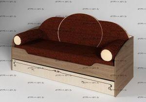 Подушки диванные фигурные Фанки Эллипс (комплект)