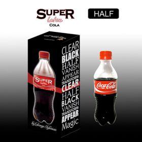 Super Coke Cola HALF Latex by Twister Magic