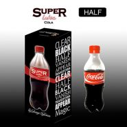 Super Coke Cola HALF Latex by Twister Magic