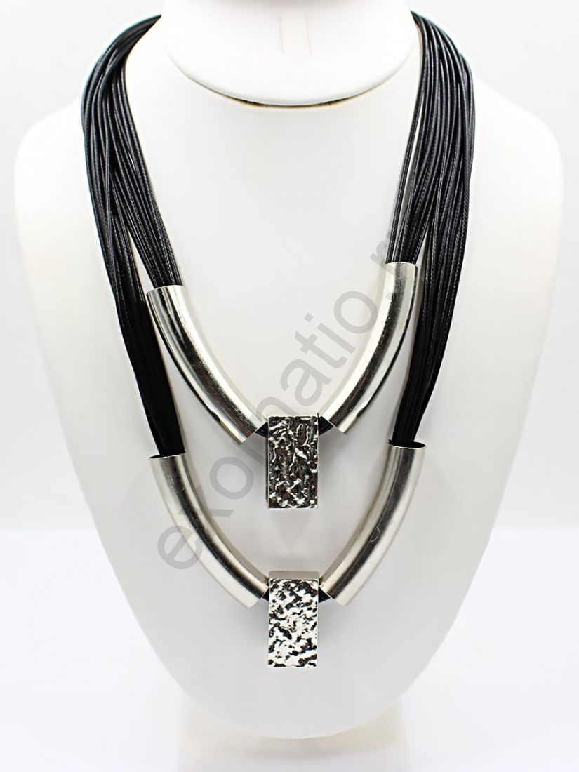 Колье Taya LX (T-B-12054) NECK SL.BLACK