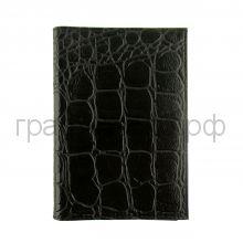 Обложка для паспорта Grand 02-006-3213 кайман черный