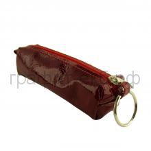 Футляр для ключей Grand 02-604-0951 13см наплак красный