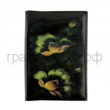 Обложка для паспорта Grand 02-006-071 Цветы