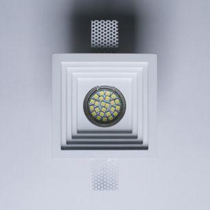Гипсовый светильник SV 7417
