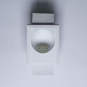 Гипсовый светильник SV 7424