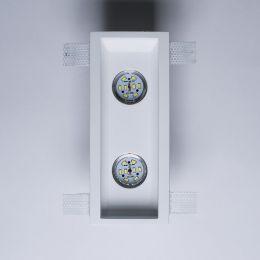 Гипсовый светильник SV 7426