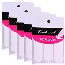 Трафарет для французского маникюра Tip Guides