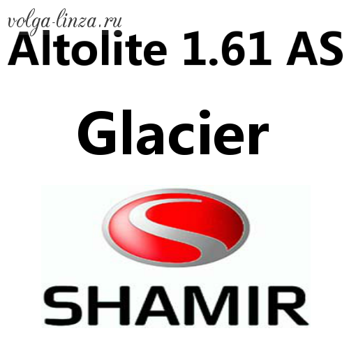 Shamir Altolite 1.61  AS Glacier