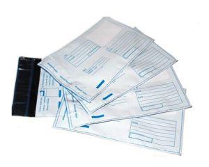 Пластиковый пакет с логотипом Почта России Тип С4 (229 х 324 мм), 1уп = 10шт